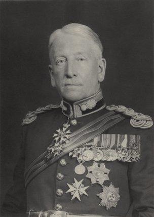 Sir Sydney D'Aguilar Crookshank