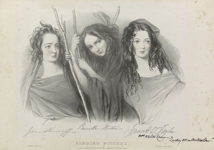 'The singing witches'