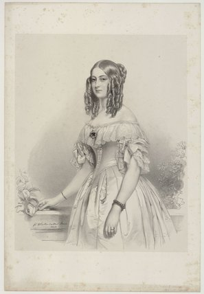 Princess Victoria of Saxe-Coburg and Gotha, Duchess de Nemours