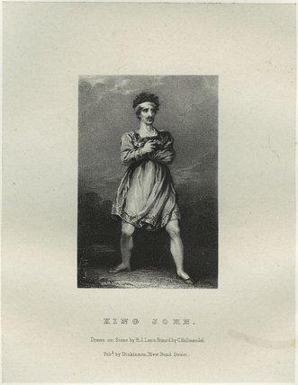 John Philip Kemble as King John