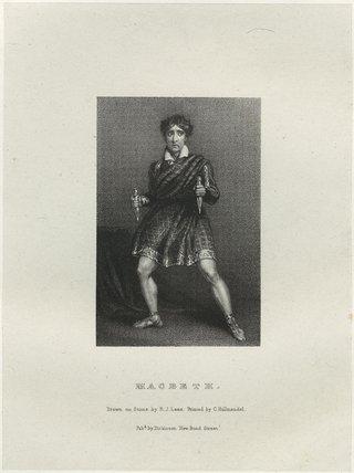 John Philip Kemble as Macbeth