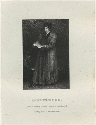 John Philip Kemble as Penruddock
