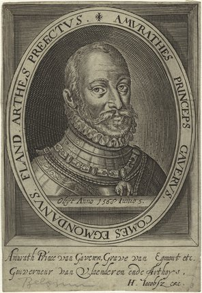 Lamoral, Count of Egmont and Prince of Gavre