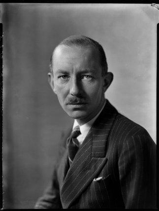 Sir (Alfred) Frederick Rawlinson, 4th Bt
