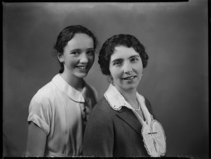 Susan Eleanor Rhys-Williams; Dame Juliette Evangeline Rhys Williams (née Glyn)