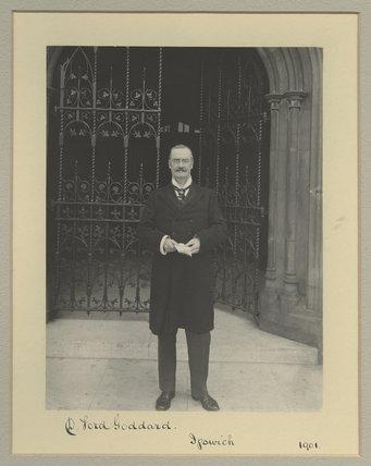Sir Daniel Ford Goddard