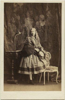 Kathleen Mary Liddell (née Lane-Fox)