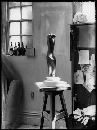 Maurice Lambert's studio ('Aphrodite')