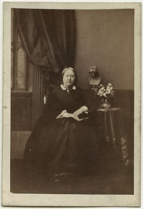 Louisa Mary Anne Moss (née Cust)