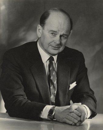 Sir Peter Markham Scott