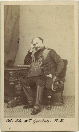 Sir (John) William Gordon
