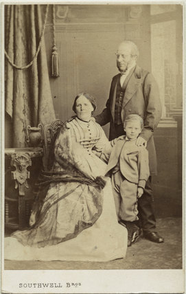 Charlotte Jane Gibbons (née Skipworth); Benjamin Gibbons; Edward James Gibbons