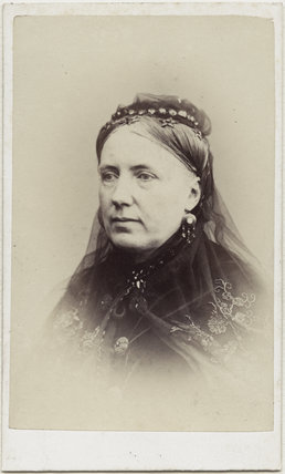 Amelia Robertson Hill (née Paton)
