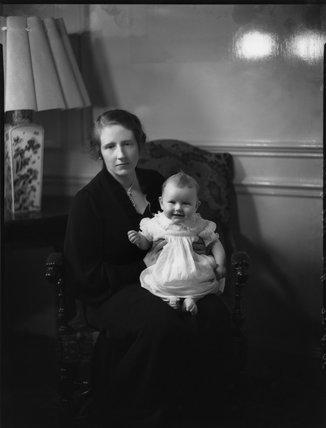 Mary Constance Vivian Rodd (née Smith), Lady Rennell; Hon. Rachel Georgiana Blythe (née Rodd)