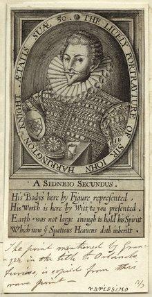 Sir John Harington