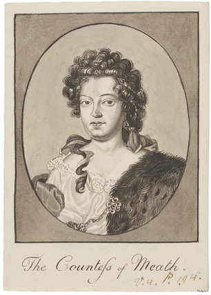 Elizabeth Brabazon (née Lennard), Countess of Meath
