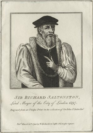 Sir Richard Saltonston