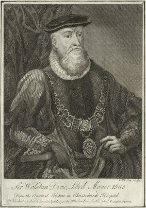 Sir Woolston Dixie