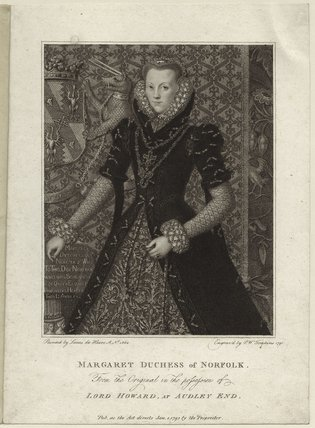 Margaret Howard (née Dudley), Duchess of Norfolk
