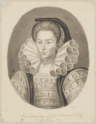 Alice Perceval (née Sherman)