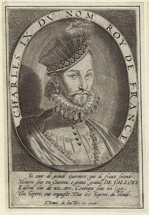 Charles IX, King of France
