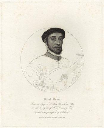 David Riccio (Rizzio)