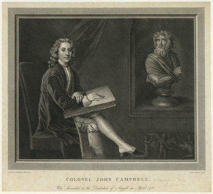 John Campbell, 4th Duke of Argyll