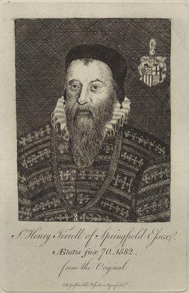 Sir Henry Tyrell