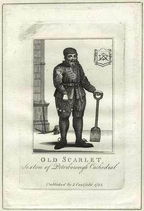 Robert Scarlett ('Old Scarlett')