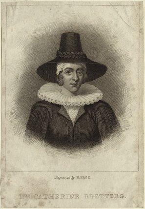 Katharine Brettergh (née Bruen)