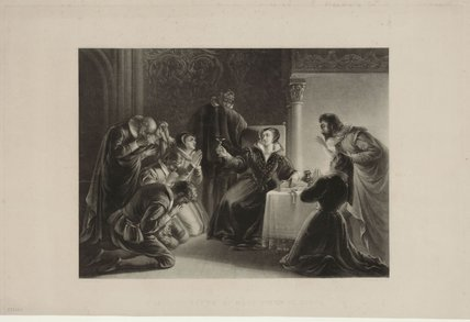 The Last Gifts of Mary Queen of Scots