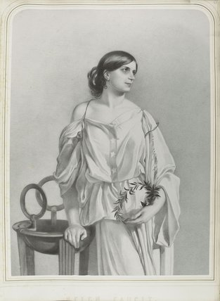 Helen Faucit (Helena (née Faucit Saville), Lady Martin)