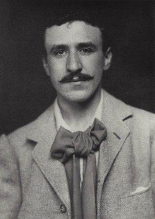 charles rennie mackintosh by james craig annan at art on demand portraits. Black Bedroom Furniture Sets. Home Design Ideas