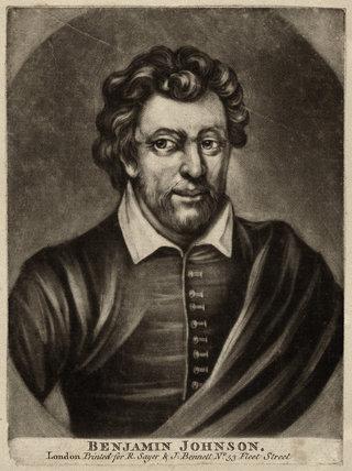 Benjamin Jonson