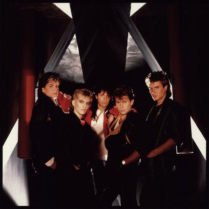Duran Duran (John Taylor; Nick Rhodes; Andy Taylor; Roger Taylor; Simon Le Bon)