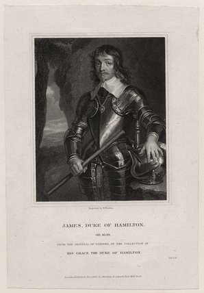 James Hamilton, 1st Duke of Hamilton