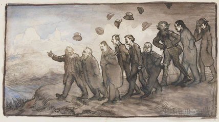 Group associated with the New English Art Club