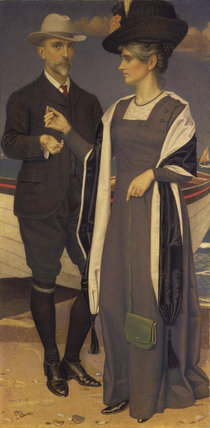 Joseph Edward Southall; Anna Elizabeth Southall
