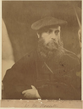 William Michael Rossetti