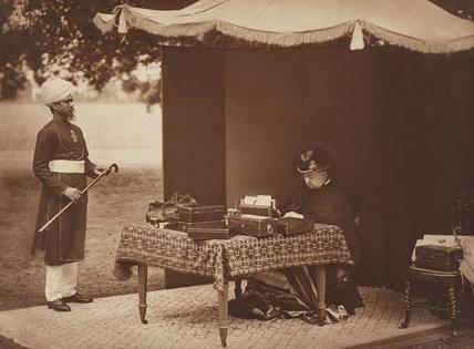 Sheikh Chidda; Queen Victoria