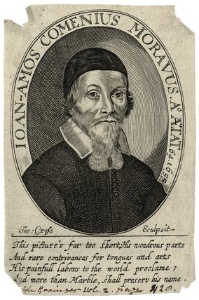 john amos comenius Comenius, jan amos (1592-1670) comenius-jan-amos article by jean piaget1  nothing is easier, or more dangerous, than to treat an author of 300 years ago.