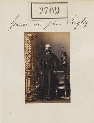 Sir John Eardley Wilmot Inglis