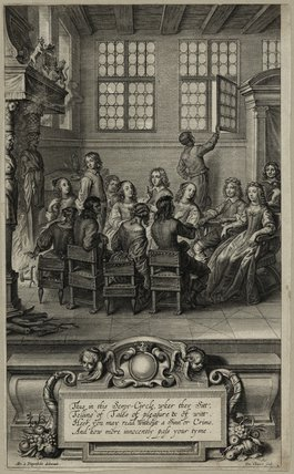 William Cavendish, 1st Duke of Newcastle-upon-Tyne and his family in Antwerp