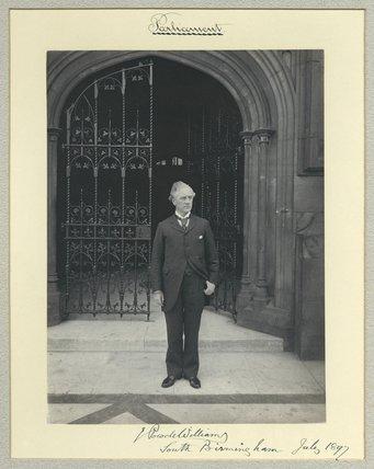 Joseph Powell Williams