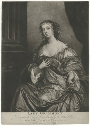 Elizabeth Hamilton, Countess de Gramont
