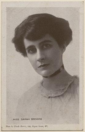Sarah Brooke (Florence Marguerite Hamilton, née Hannah)