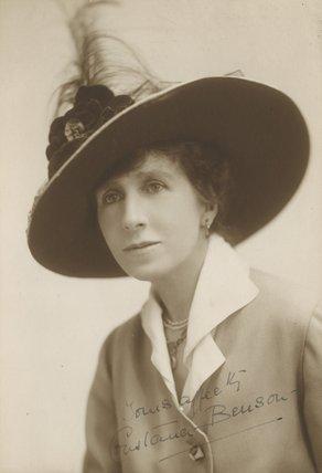 Constance Fetherstonhaugh (Mrs F.R. Benson)