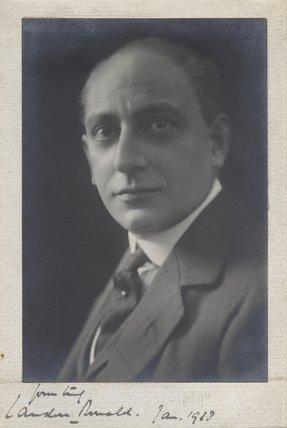 Sir Landon Ronald