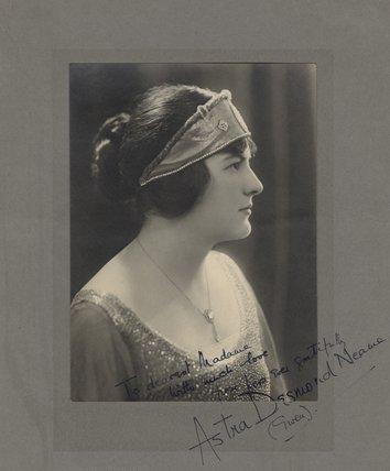 Astra Desmond