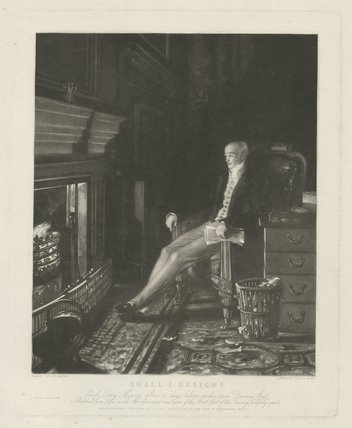 Charles Grey, 2nd Earl Grey ('Shall I Resign?')